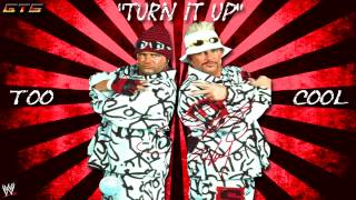 "2004: Too Cool - WWE Theme Song - ""Turn It Up"" [Download] [HD]"