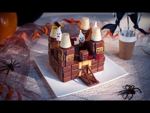 Rezept Susses Gespenster Schloss Von Dr Oetker Youtube