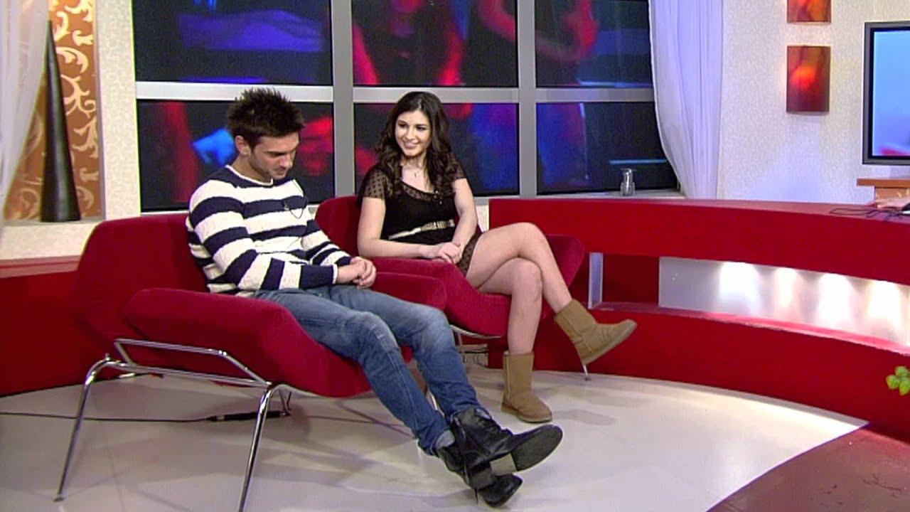 Interviu cu Alina Eremia si Dorian Popa din