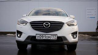Тест драйв Mazda CX 5 2.5 192 л.с. Рестайлинг