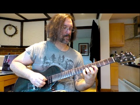 Ten Minutes Of Guitar Tricks, Licks & Concepts – Electric Guitar Lesson