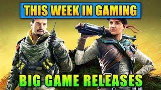 Big Game Releases - This Week In Gaming   FPS News
