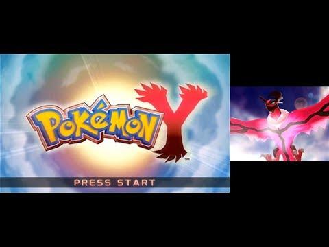 Pokémon Y Playthrough ~Longplay~