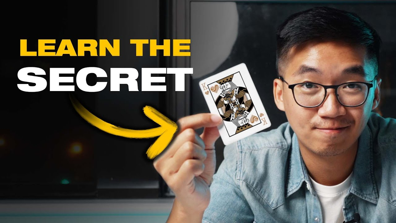 FOOL MAGICIANS with these Card Tricks! (EASY)