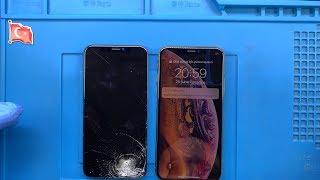 iPhone XS Ekran Değişimi 🇹🇷 #iphonexs