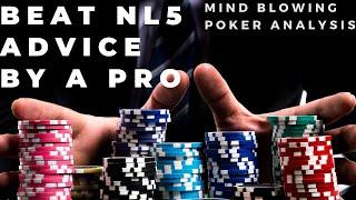 Crush The Micros NL5 Hand Reviews Scrimitzu Poker Coaching w/ Andy
