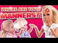 Barbie - Where Are Your Manners? | Ep.195