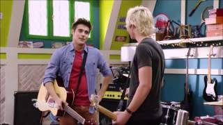 Apparition de Ross Lynch (et les R5) dans Violetta - VF