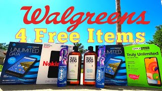 WALGREENS COUPONING! FREE BODY WASH & 90% OFF CLEARANCE | ALL DIGITAL COUPONS | 4/4-4/10 #walgreens