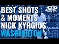 Nick Kyrgios Best Shots & Entertaining Moments In Title Run | Washington 2019