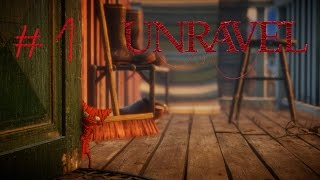 Unravel #1 ❀ Yarny´s Reise beginnt ❀