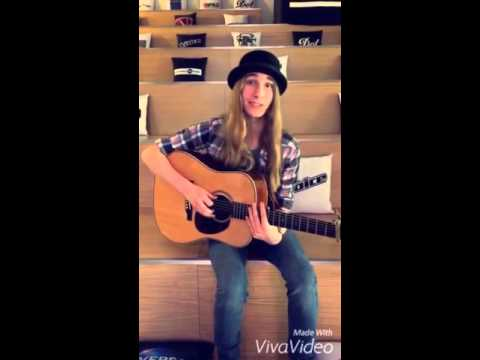 Sawyer Fredericks republic records snap chat 😊