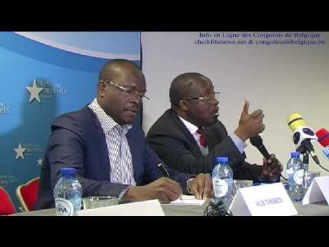 """Conférence du """"Rassemblement"""" à Bruxelles, quid de la mobilisation du peuple?"""