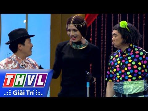 THVL | Hội Quán Tiếu Lâm Mùa 2 - Tập 1: Khách mời BB Trần - Khởi My, Hoài Linh, Trường Giang