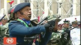 Desfile completo del 5 de Julio de 2019, 208 años de la Independencia de Venezuela