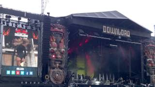 Mötley Crüe - Dr Feelgood (Live At Download Festival 2015) 14/6/15