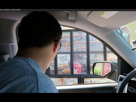 EPIC DRIVE THRU RAP!!