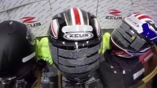 review do capacete zeus 813 motosprint