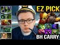 When Miracle is Captain - Pick 5 Support WTF Happened Dota 2 7.07c