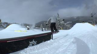 Fun Few Laps On The Keystone Rails - Billy Morgan
