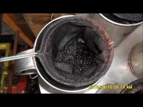 ตี๋สอนชงกาแฟโบราณถุงกระดาษใหญ่ๆ the coffee at the Ora thailand.