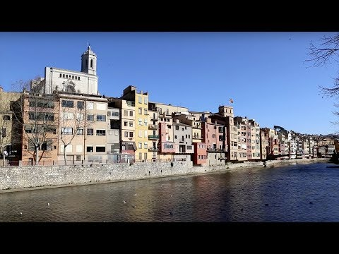 A Day in Girona - Costa Brava, Spain