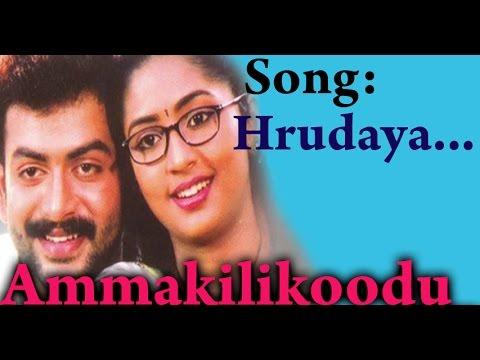 Ammakilikoodu | Hrudayageethamay | M.G Sreekumar