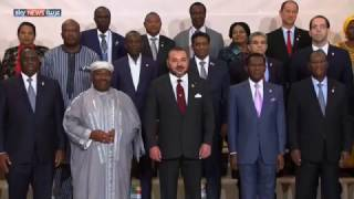 انطلاق قمة العمل الإفريقي في مراكش