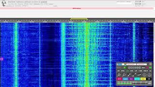 [MW] 666 kHz - JOBK NHK Radio 1, Osaka - sign-off for maintenance, Oct 9 2018