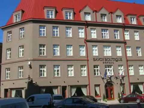 Apartama Property Tallinn Savoy Boutique Hotel