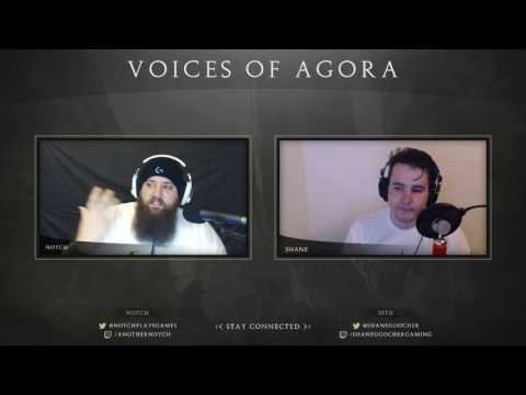 Voices of Agora Episode 15 - Back from Epic Hq