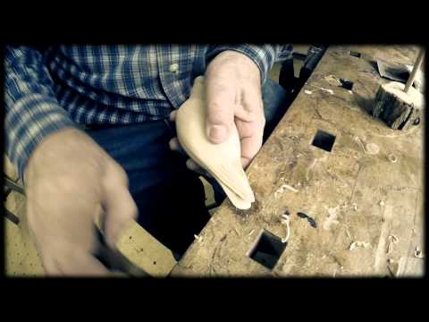 KEN KIRBY DECOYS  Carving and Painting a Shorebird Decoy