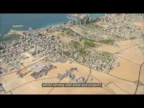 Dubai Expo 2020 Plan