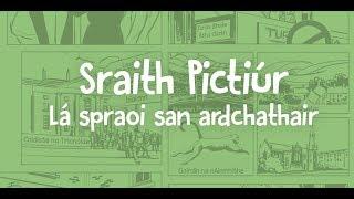 Sraith Pictiúr 03 - Lá spraoi san ardchathair