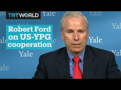 Robert Ford criticises the US' Syrian policy