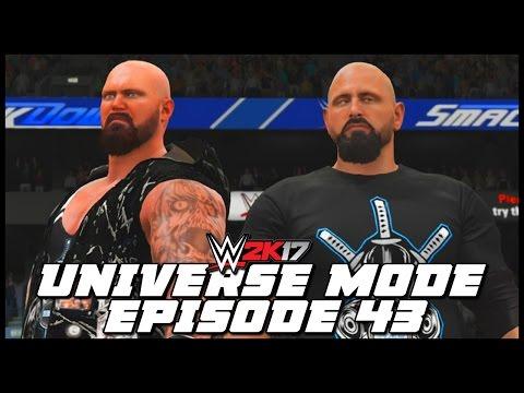 WWE 2K17 | Universe Mode - 'CALLING OUT UNDERTAKER!' | #43