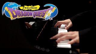 ドラゴンクエスト8 おおぞらをとぶ ~ おおぞらに戦う (ピアノソロ) | Dragon Quest 3 & 8 Heavenly Flight (Piano)