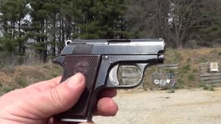 Astra Cub 22 Short Pocket Pistol