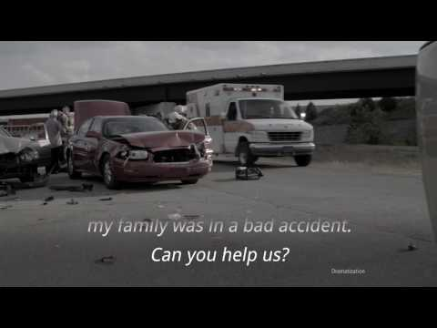 Michigan Family Talks to Attorney Lee Steinberg About Car Accident | Injury Lawyer Commercial