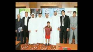 ALGERIE Madïn Mohamed 7 years will play in Manchester city