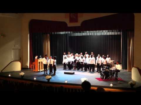 Rollin' in the Deep: KIPP Blytheville College Prep Singing Scholars Choir