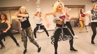 �������� ���� Alena Fox / jazz funk / Level Dance Project- lessons / music - Beyonce 7/11 ������