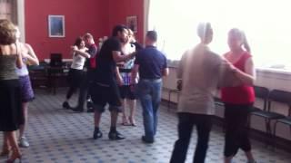 Уроки аргентинского танго в