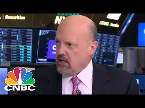 President Donald Trump's Tariff Is About China, Says Jim Cramer | CNBC