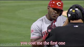 Yasiel Puig gets ejected for arguing balls and strikes, a breakdown