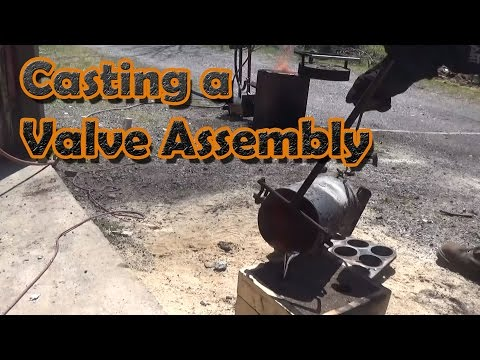 Casting a Valve Housing (A Complete Guide to Aluminum Casting)