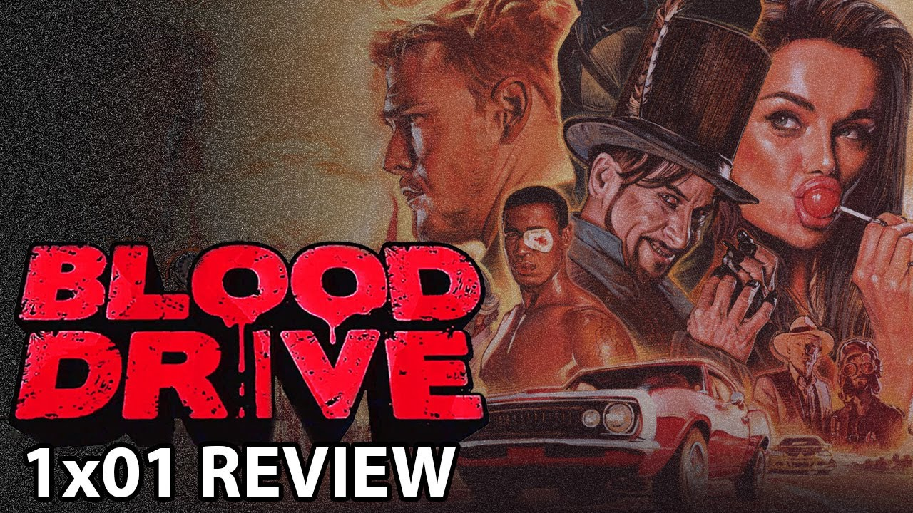 Download Blood Drive Season 1 Episode 1 'The F...ing Cop' Review