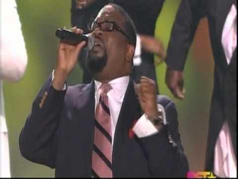 Hezekiah Walker  sings