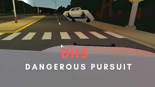 ROBLOX | Firestone DHS Dangerous Pursuit