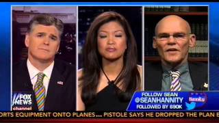 Michelle Malkin Obliterates James Carville